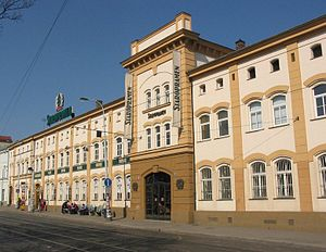 Staropramen Brewery - The Staropramen Brewery, at Nádražní 84, Prague