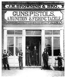 Browning Arms Company - The complete information and online