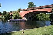 Brunel's Railway Bridge at Maidenhead - geograph.org.uk - 94793