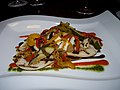 Bruschetta with Peperonata, Roasted Vegetables and Goat's Cheese.jpg