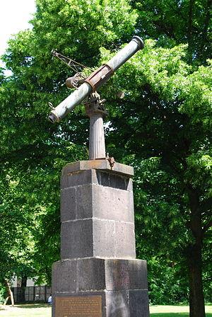 Düsseldorf-Bilk Observatory - Image: Bst dist