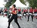 Bucuresti, Romania. Festivalul International de Teatru de Strada.13 Iulie- 5 August 2018. Formatia Batucada Timba (Spania)(11).jpg