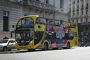 Buenos Aires Tour Bus