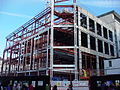 Building under construction on the corner of Whitechapel and Church Street, Liverpool.JPG
