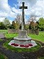 Bulford - War Memorial - geograph.org.uk - 1279825.jpg