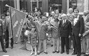Bundesarchiv Bild 183-1987-0910-052, Wiebelskirchen, Besuch Erich Honecker