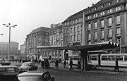 """Bundesarchiv Bild 183-J0422-0203-002, Erfurt, Hotel """"Erfurter Hof"""""""