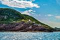 Bunkers And Lighthouse St John Harbour Newfoundland (41321665952).jpg
