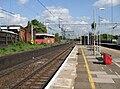 Bushey station mainline fast tracks look north3.JPG