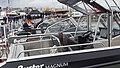 Buster Magnum aluminium boat Helsingin Uiva venenäyttely.jpg