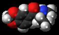 Butylone molecule spacefill.png