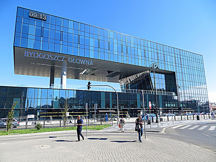 Bydgoszcz Główna railway station