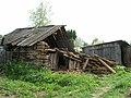 Bykovka. Old barn. Быковка. Старый сарай. Пермский край, Россия - panoramio.jpg