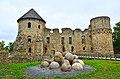Cēsis medieval castle - panoramio (4).jpg