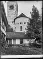 CH-NB - Amsoldingen, Kirche, vue partielle extérieure - Collection Max van Berchem - EAD-6650.tif