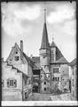 CH-NB - Avenches, Château, vue partielle - Collection Max van Berchem - EAD-7169.tif