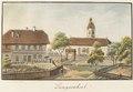 CH-NB - Langenthal, Pfarrhaus und Kirche - Collection Gugelmann - GS-GUGE-WEIBEL-D-70.tif