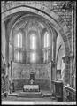 CH-NB - Sion, Basilique de Valère, Choeur, vue partielle intérieure - Collection Max van Berchem - EAD-8632.tif