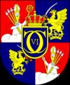 COA archbishop HU Esterhazy Imre5.png