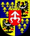 COA bishop DE Sedlnitzky Leopold.png