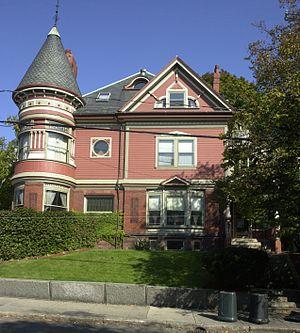 C. Henry Kimball House - Image: C Henry Kimball House Chelsea MA 02