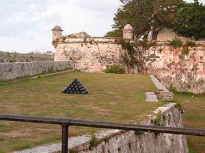 La Cabaña - Fortress of San Carlos de La Cabaña