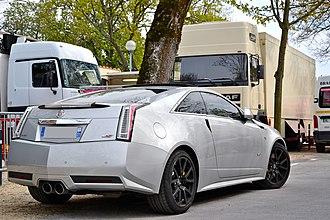 Cadillac CTS-V - Cadillac CTS-V coupe