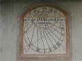 Cadran solaire. Hameau du Peuil.PNG