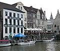 Café Bierhuis aan de Waterkant in Gent (Belgien).jpg
