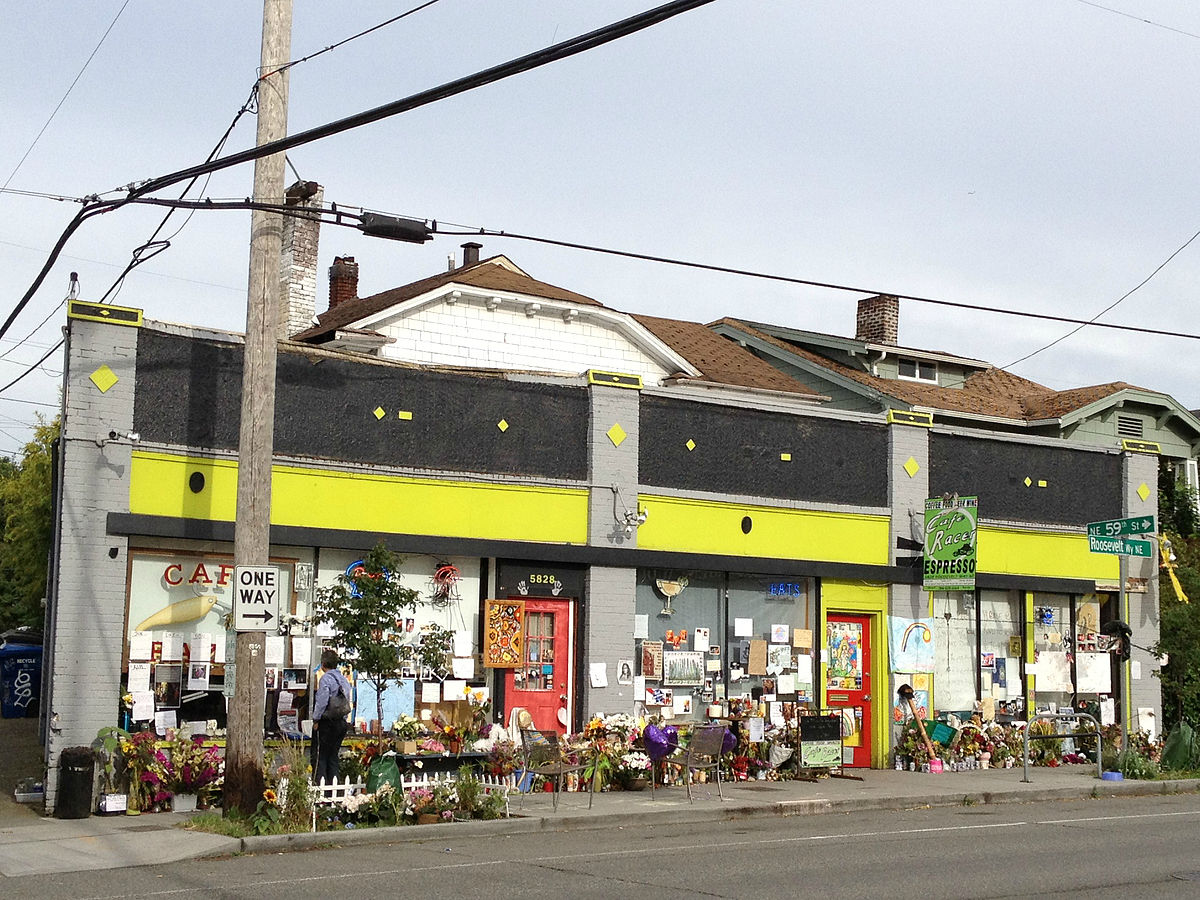 2012 seattle cafe shooting spree wikipedia. Black Bedroom Furniture Sets. Home Design Ideas
