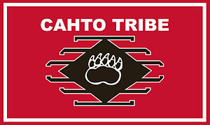 Cahto - Flag of the Cahto people