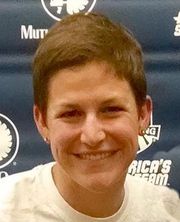 Caitlin Leverenz American swimmer