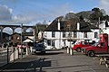 Calstock, towards The Tamar Inn - geograph.org.uk - 673410.jpg