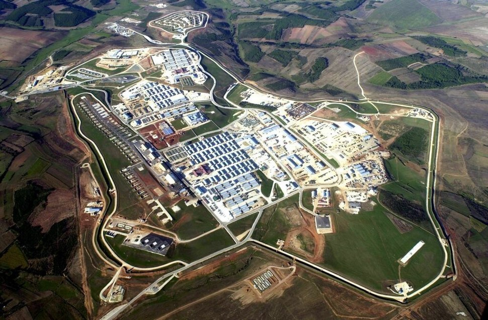 Camp bondsteel kosovo