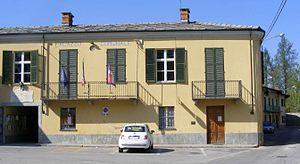Campiglione-Fenile - Image: Campiglione fenile municipio