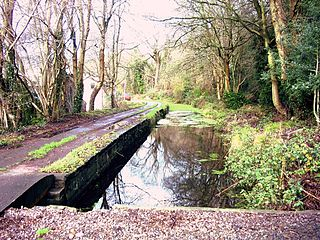 Glamorganshire Canal canal in the United Kingdom