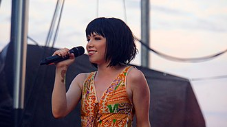 Emotion (Carly Rae Jepsen album) - Jepsen at the Capital Pride in 2015, where she performed several songs from Emotion.