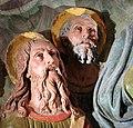Cappella del monte sion, pentecoste attr. a benedetto buglioni, 03.jpg