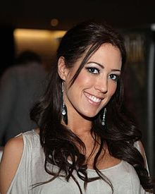 Capri Cavalli at AVN Awards 2012 Resized.jpg