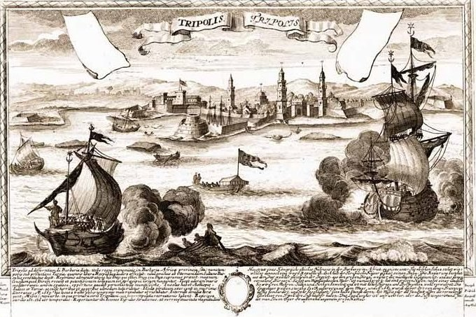 Capture of Tripoli by the Ottomans 1551