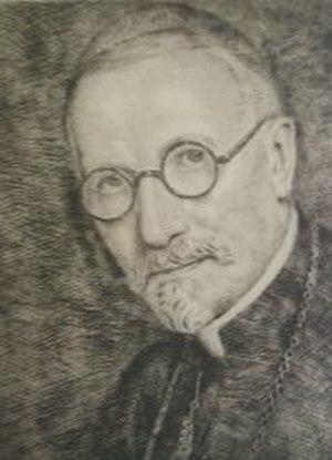 Celso Benigno Luigi Costantini - Image: Card Costantini