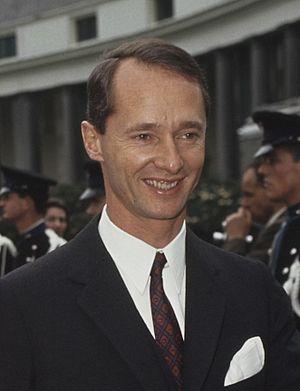 Carlos Hugo, Duke of Parma - Carlos Hugo in 1968