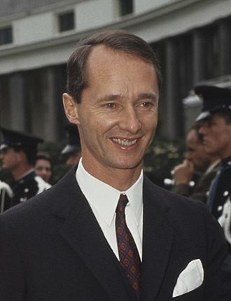 Carlos Hugo, Duke of Parma - Carlos Hugo in 1968