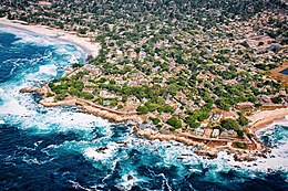 Carmel-by-the-Sea – Veduta