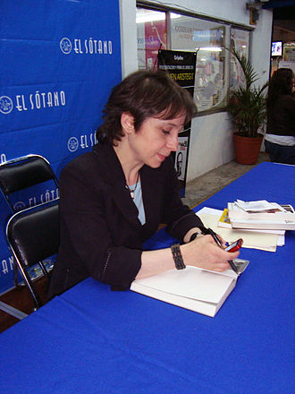 Carmen Aristegui - Aristegui during the presentation of her book Marcial Maciel, A Criminal History