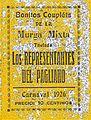 Carnaval de Málga 1926 Murga mixta 'Los Representantes del Pagliano'.jpg