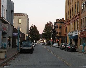 Carnegie, Pennsylvania - East Main Street, Carnegie, PA.
