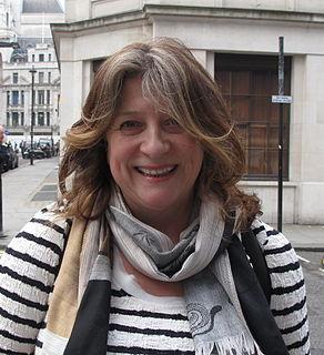 Caroline Quentin British actress