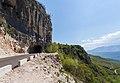 Carretera al Monasterio de Ostrog, Montenegro, 2014-04-14, DD 02.JPG