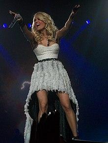 Carrie Underwood Wikipedia